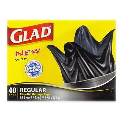 Gallon Glad Regular Garbage Bags