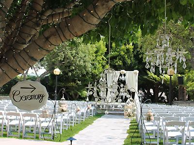 Wedding At Our Garden Intercontinental Los Angeles Beverly Hills Hotel Outdoorweddings Inspiration Board Pinterest