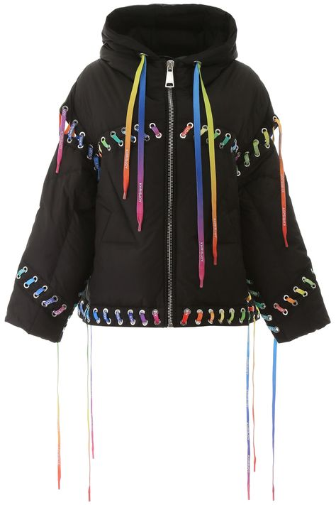 Shop Khrisjoy Krys Puffer Jacket and save up to EXPRESS international shipping! Kpop Outfits, Anime Outfits, Outfits For Teens, Cute Outfits, Fashion Outfits, Sporty Fashion, Ski Fashion, Fashion Women, Winter Fashion