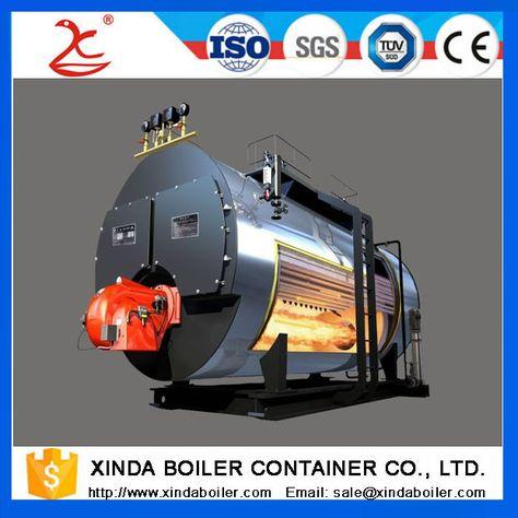 10 to 35 kW Nani Megatherm Pellet burner conversion kit