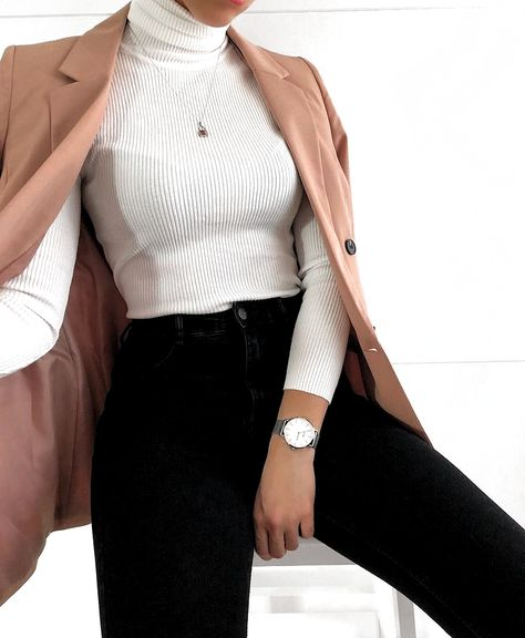Roll Neck Ribbed Knit Jumper Top Cream  cream  top  ribbed knit  long sleeve #Kleidung #Mittelalter #Festival #Vintage #Elegante - #cream #jumper #kleidung #ribbed #Sleeve - #new