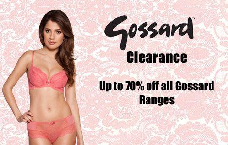 Gossard Lingerie Online Shop Sale a0c8db418