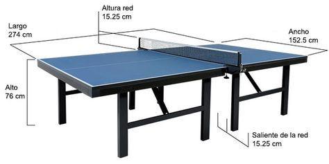 Medidas De Las Mesas De Ping Pong Mesa De Ping Pong Mesas De Ping Pong Ping Pong