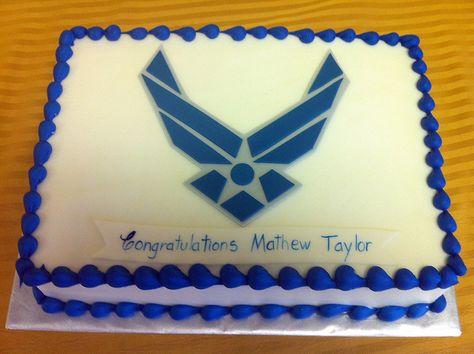 air-force-cake-logo by dpasteles cake shop (San Antonio, TX), via Flickr