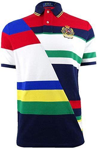 Buy Polo Ralph Lauren Men S Classic Fit Striped Mesh Polo Shirt Online Ralph Lauren Mens Shirts Ralph Lauren Men Polo Ralph Lauren