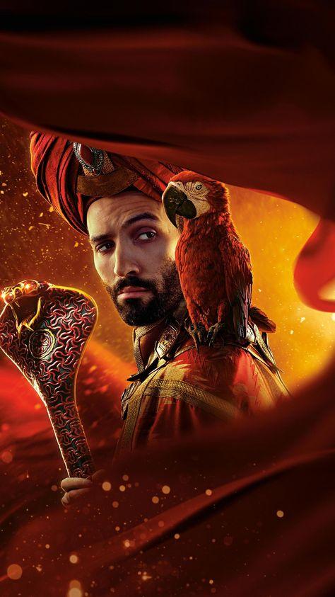 Aladdin (2019) Phone Wallpaper   Moviemania