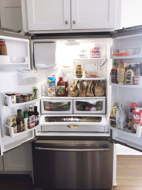 What To Do When Your Fridge Smells Bad Clean Refrigerator Old