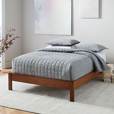 Simple Bed Frame Acorn Ypnodwmatio