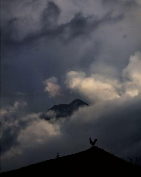 bestoftheday Fight of clouds. The cruel...
