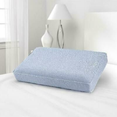 Beautyrest Silver Aquacool Memory Foam Pillow W Removable Cover