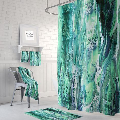 Dream Catcher Feather Shower Curtain Bedroom Waterproof Fabric /& 12Hooks 71*71in