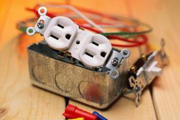 How To Rewire A Single Room Home Electrical Wiring Circuit Drawing Wire