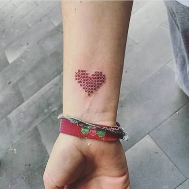 Resultado De Imagem Para Tatuagem Balão De Coração Tattoo