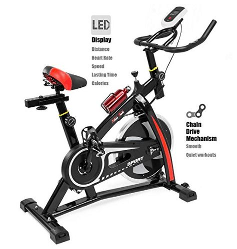 Xtremepowerus Best Exercise Bikes Reviewed And Compared In 2019