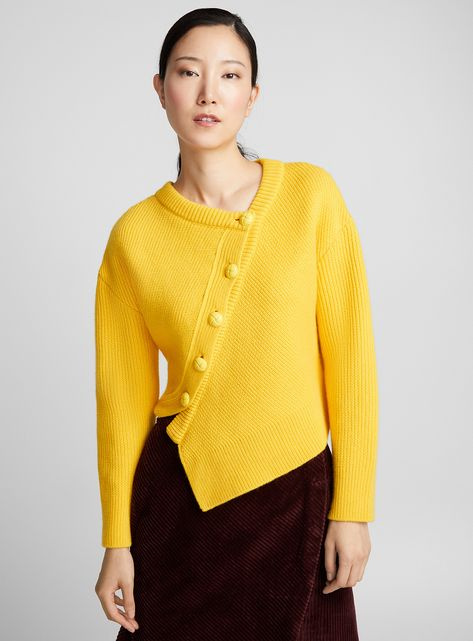 Canary sweater   Cédric Charlier   Shop Women's Designer Cédric Charlier Items Online in Canada   Simons