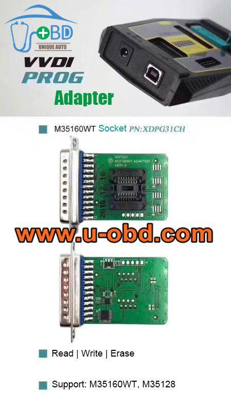 New arrive - BMW cluster 35160WT EEPROM adjustment socket