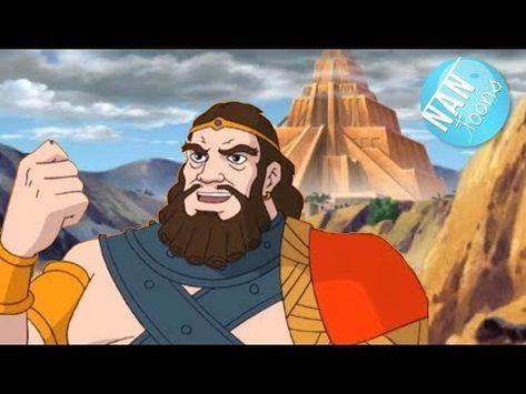 1193 Torre De Babel Antiguo Testamento Biblia Para Ninos