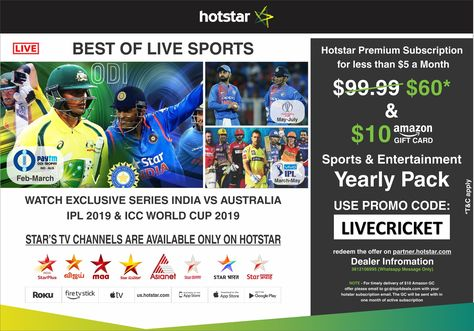 22 Best Hotstar-USA Premium Subscription images in 2019