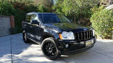 2006 Jeep Grand Cherokee For Sale In Sun Valley Ca Jeep