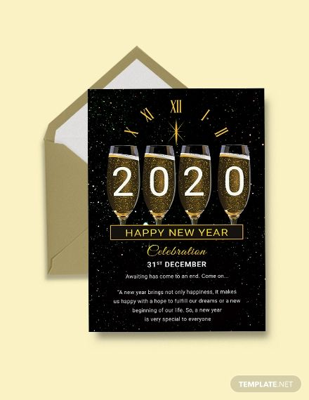 New Year Greeting Card Template Free Pdf Word Doc Psd New Year Greeting Cards Greeting Card Template New Year Greetings