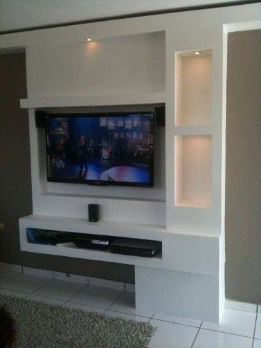 cosy drywall entertainment centers.  tv dry wall Pesquisa Google Tv cabinat Pinterest Walls