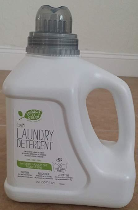 Detergents 78691 Legacy Of Clean Sa8 Laundry Detergent Floral