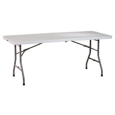 Office Star Products 72 5 Rectangular Folding Table Office Star