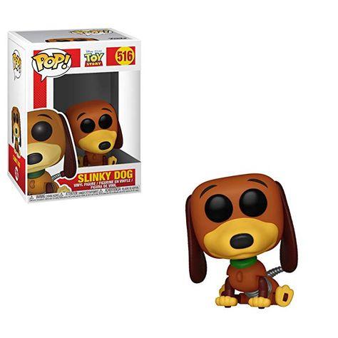 Funko 37010 Pop Toy Story Slinky Dog Brinquedos Da Disney