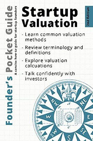 Pdf Download Foundera S Pocket Guide Startup Valuation By