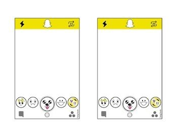 Snapchat Templates Editable With Powerpoint Snapchat Template Powerpoint Templates