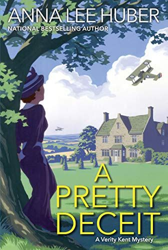 A Pretty Deceit A Verity Kent Mystery Book 4 Kindle Edition By Huber Anna Lee Mystery Thriller Suspense Mystery Book Period Dramas Best Period Dramas