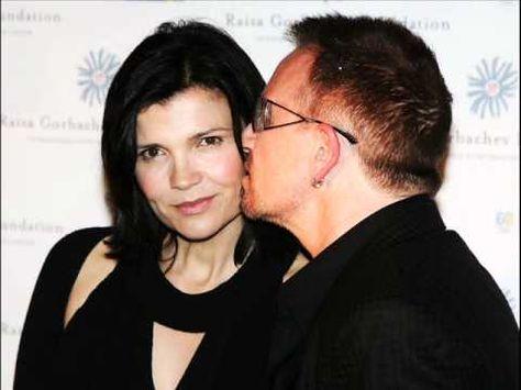 Happy Anniversary Bono and Ali - YouTube