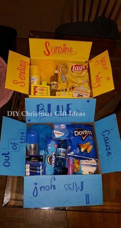 Diy Christmas Gift Ideas For Everyone Diygift Homemadegift Christmas Gifts For Sister Diy Christmas Gifts For Boyfriend Diy Birthday Gifts