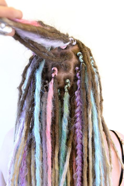 A lot of people think that just because that you get dreadlocks they will be in