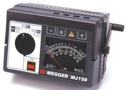 Learn A Few Details About Megger Test Equipment And Megger Insulation Tester Multimeter Electrical Projects Insulation