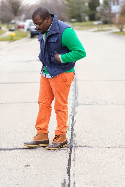 Man of STYLE - Isaiah Johnson of A Collected Gentleman style blog.