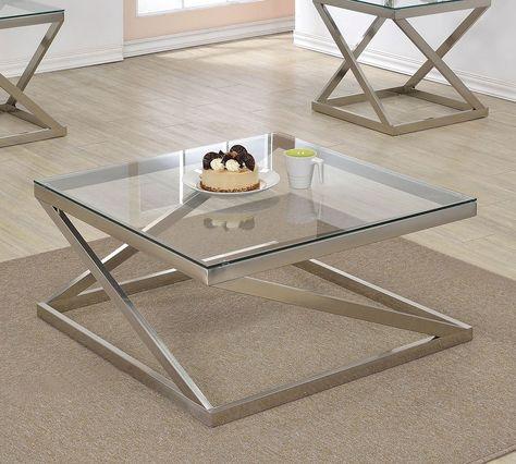 Ollie Coffee Table Coffee Table Steel Furniture Steel Coffee Table