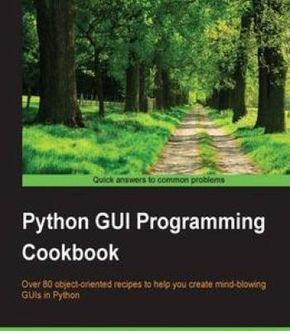 Python Gui Programming Cookbook PDF   Web Design and