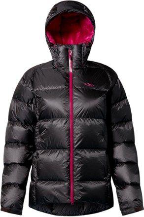 Rab Women's Neutrino Endurance Jacket Daunenjacke Beluga