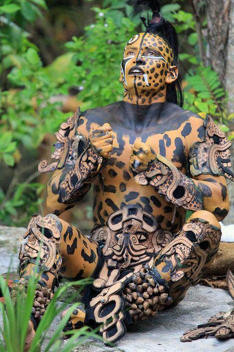 Mayan Indians   Mayan Indians 5 by Dmitry Spiros