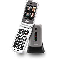 Olympia 2221 Mira Mobiltelefon Seniorenhandy Grosse Tasten Notruf Taste Klappbares Grosstasten Handy Geeignet Fur Senioren In 2020 Senioren Handy Klapphandy Und Telefon