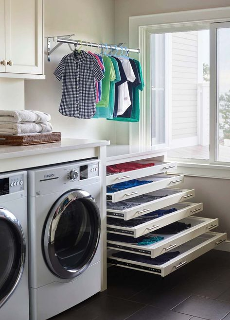 If you've finished designing the laundry space, don't neglect to design a drying room at precisely the same time. Laundry room doesn't demand a wide variety, Laundry Room Drying Rack, Drying Room, Mudroom Laundry Room, Laundry Room Layouts, Laundry Room Remodel, Clothes Drying Racks, Laundry Room Organization, Laundry In Bathroom, Laundry Room And Pantry