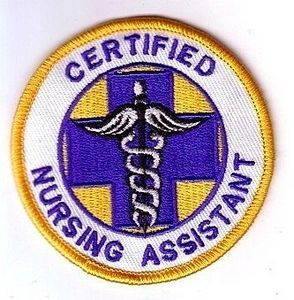 I had this patch a long time ago. Which I still had it. Resembles my work for sure!