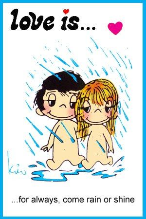 Love is… for always « Love is… Comics by Kim Casali