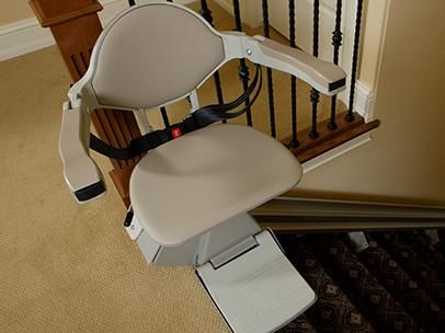 Bruno Elan 3000 With 20ft Rail Kit Stairlift Straight Rail With 1 Year Warranty Used Chairs Stair Lift Made In America