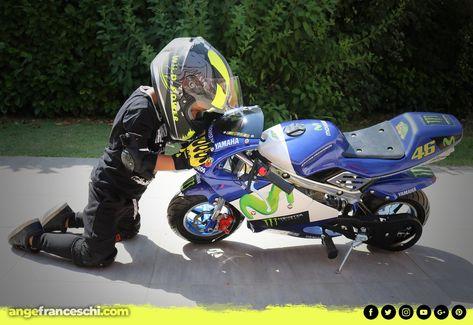 Angefranceschi Pocketbike Minimoto Valentinorossi Vr46