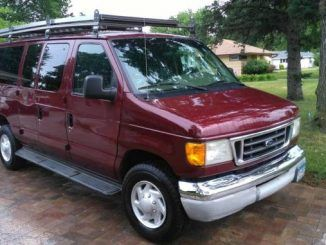 2007 Ford E350 Extended Stealth Camper Van For Sale In Toronto On