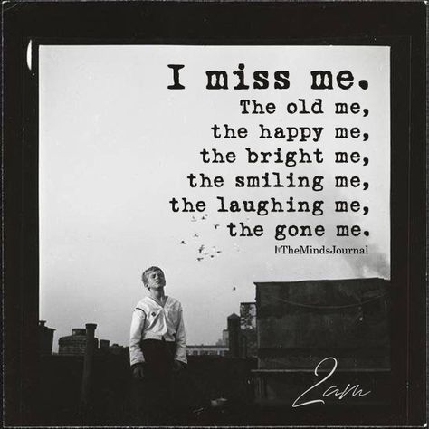 I Miss Me