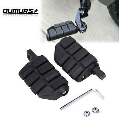 Sponsored Ebay 2pcs Foot Pegs Rest For Harley Motorcycle Touring Dyna Softail Male Peg Mount Motorcycle Harley Softail Motorcycle Parts And Accessories