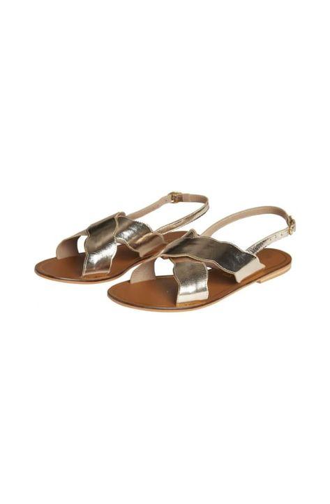 Intemporelle Cuir Sandale Intemporelle Femme Sandale Sandale Femme Intemporelle Cuir Plate Plate Plate yvmONn08w